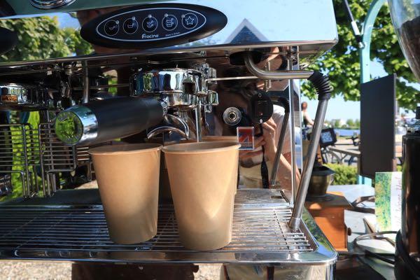 koffie op locatie amsterdam