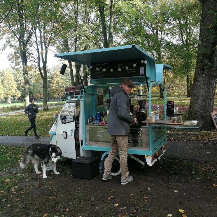 Ruuds coffeebar Rembrandtpark