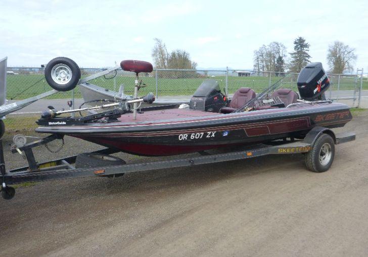 Skeeter Boats For Sale
