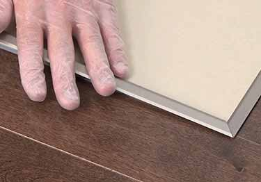 schluter tile edging reno t profile