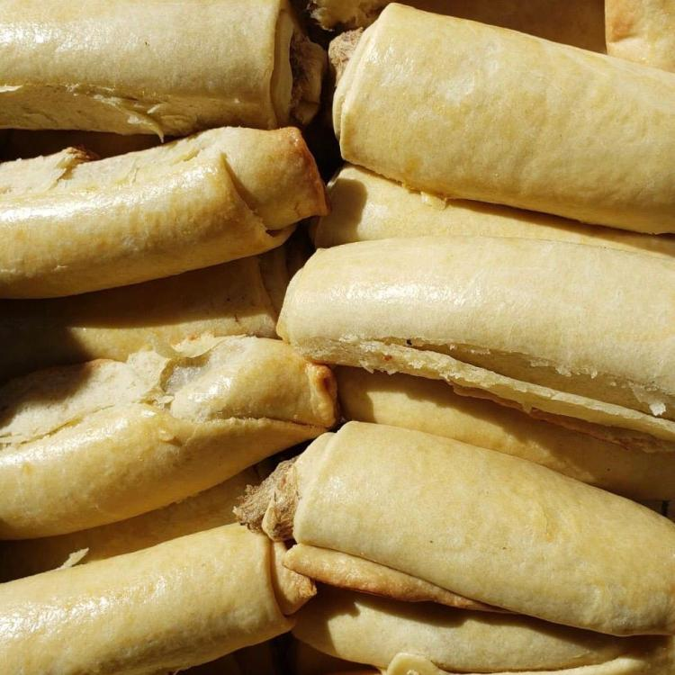 African Food - Fish Roll (Tray)