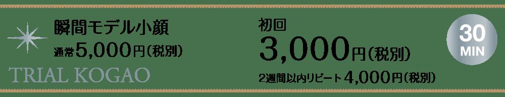 瞬間モデル小顔_初回3000円【東京・新宿・小顔矯正・骨盤矯正】WAXPERIENCE
