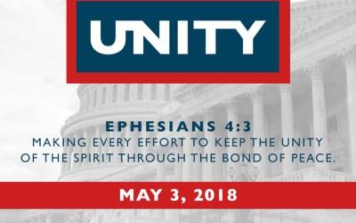 National Day of Prayer Breakfast – May 3, 2018