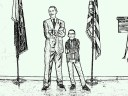 1. President and me