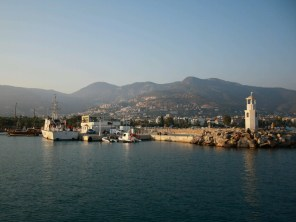 5. Alanya, A view from the sea