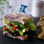 ピクニックに持っていきたい♪サンドイッチ 基本の作り方