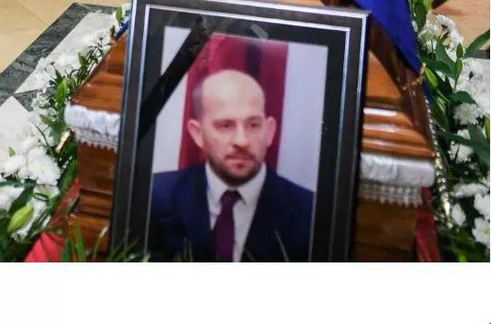 Rektori i UT-së, Vullnet Ameti telegram ngushëllimi: Qoftë i përjetshëm kujtimi për z. Arian Daci!
