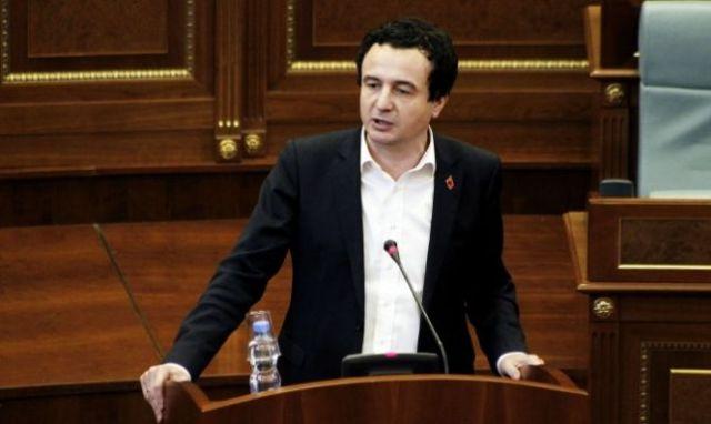 Kurti – Vuçiq refuzoi tre propozime dhe nuk komentoi një