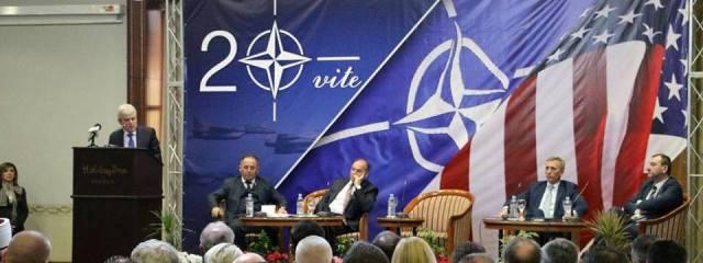 Ali Ahmeti: Lirinë e fituam me gjak, çlirimin e arritëm përmes NATO-s