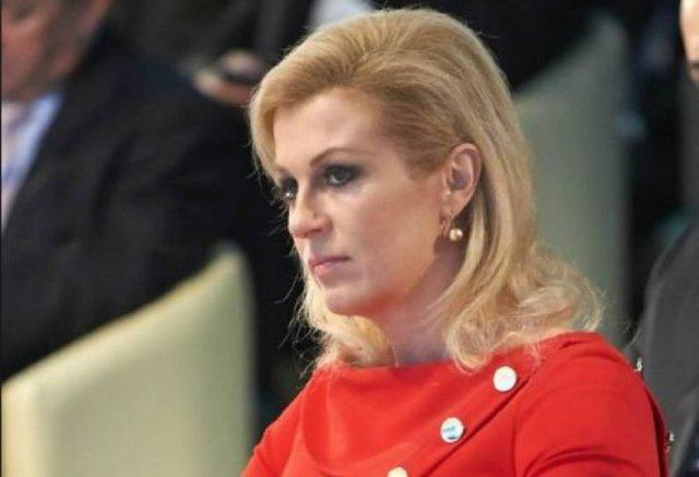 """Presidentja e Kroacisë """"godet"""" Serbinë, Kosova është e Shqiptarëve e ju serbë…."""