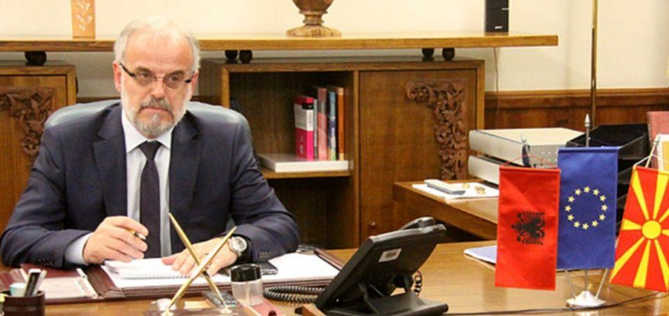 Xhaferi  Nuk ka bazë juridike për realizimin e nismës nga Grupi i pavarur i deputetëve të VMRO DPMNE së