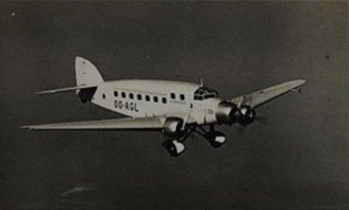 Transporti Ajror Civil në Shqipëri në kohen e Mbretërisë
