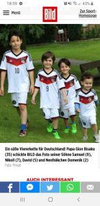 Gjon Bisaku: Ekipit të Real Madrit dhe Messit ju dhurova imazhin e Nënë Terezës dhe librin e Ismail Kadaresë