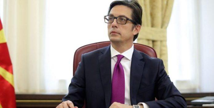 Ueb faqja e presidentit të Maqedonisë së Veriut edhe në gjuhën shqipe