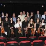Studentët e Artit muzikor të UT-së e organizuan koncertin vjetor