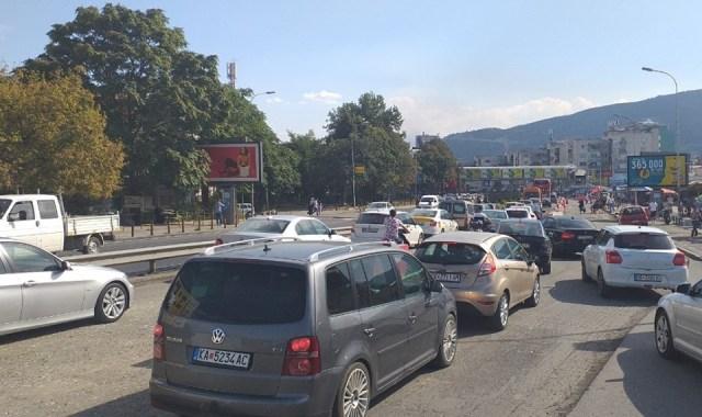 Nga sot tërësisht mbyllet për komunikacion rruga në Bit Pazar, në drejtim të QT Mavrovasja