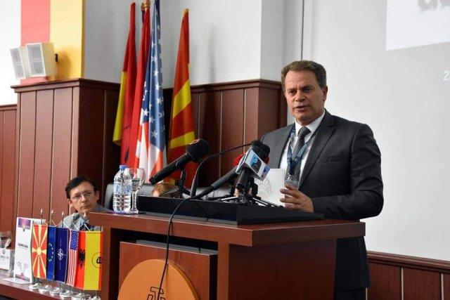 Ministri Ismaili e hapi Seminarin e 13-të Ndërkombëtar të Albanologjisë në Tetovë