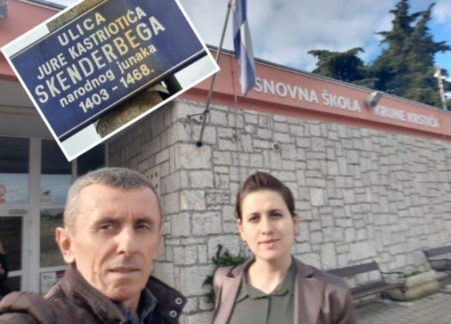 Fillon mësimi i gjuhës shqipe për fëmijët shqiptarë në Kroaci