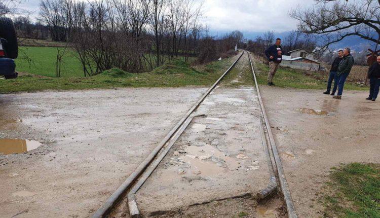Zgjidhet problemi me vendkalimin hekurudhor në Poroj të Tetovës  Foto