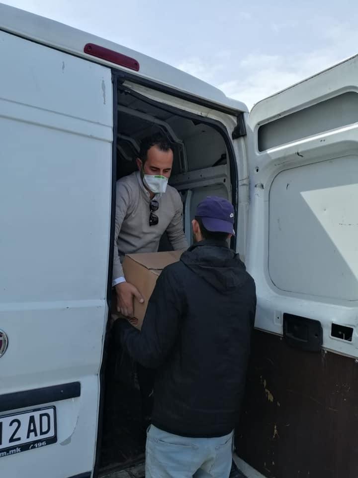 Shaqiri i bashkohet aksionit humanitar të inicuar nga kreu i Strugës  Merko