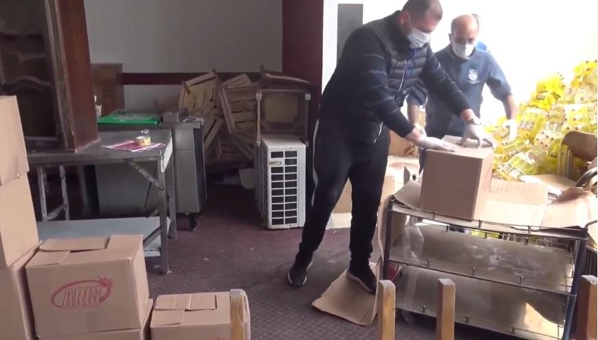Humaniteti në vepër  familja e Zaevit hap zemrën  bën gati 700 pako me ushqime për familjet në nevojë në Dibër dhe Kumanovë