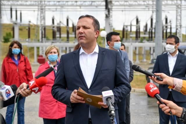 Spasovski: E rindërtuam dhe e modernizuam infrastrukturën e rrjetit për prodhim elektro-energjetik për potencial më të lartë