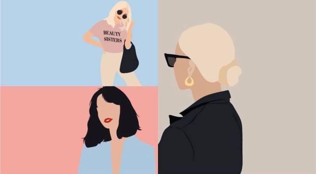"""""""Beauty Sisters"""" salloni shqiptar në Zvicër që u kthen femrave ëndrrat në realitet"""
