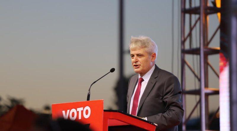 Ali Ahmeti nga Shkupi  Me 15 të korrik fiton BDI ja dhe kryeministri shqiptar