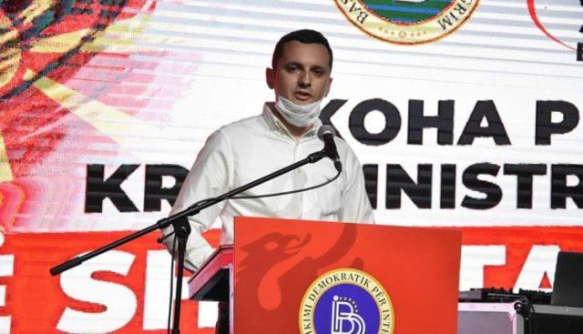 Faton Ahmeti: Filozofia e pjekur politike e BDI-së bashkon të gjithë shqiptarët