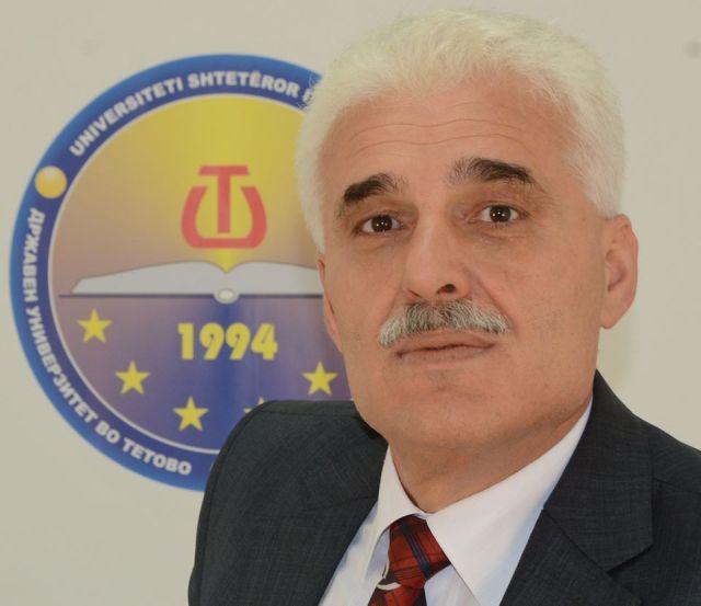 TELEGRAM NGUSHËLLIMI UT-ja: Ndahet nga jeta ligjëruesi shembullor në Fakultetin Filozofik, Prof. Dr. Galip Veliut.