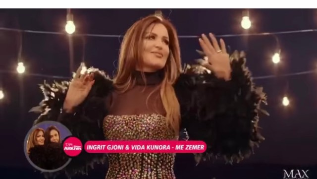 """Vida Kunora e Ingrid Gjoni sjellin """"Me zemër"""" këngën hit të këtij sezoni…!"""