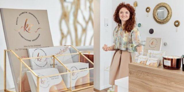 Amnihena Sinanaj-Latifaj shqiptarja e sukseshme në Zvicër