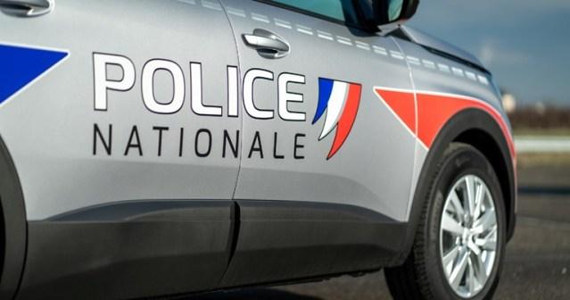 Policia franceze zgjodhi një makinë të re