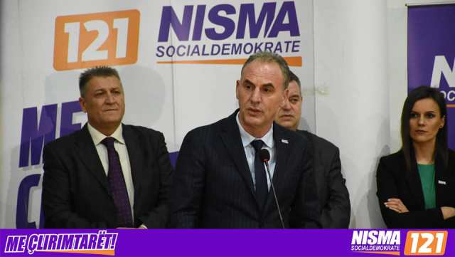 Me një tubim madhështor NISMA.Socialdemokrate – Dega në Prizren, mbylli fushatës elektorale për zgjedhjet e vitit 2021!