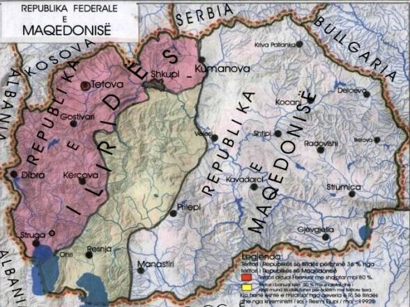 Karakaçanov: Maqedonia mund të bashkohet me BE vetëm nëse bashkohet me Bullgarinë ose bëhet një provincë shqiptare