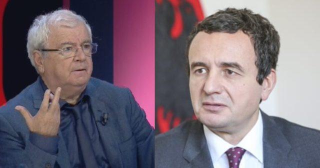 Spartak Ngjela: Albin Kurti refuzon asocimin e komunave me shumicë serbe në Kosovë. Bravo i qoftë!