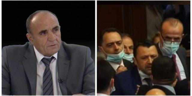 Halil Geci i ashpër ndaj kritikuesve të Donikës: Zagarët e Hashimit po kërkojnë gjahun, kërkojeni nën jorganin e Vuçiqit