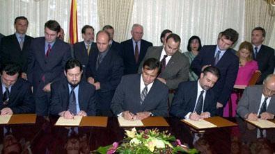 Një tjetër nënshkrues i Marrëveshjes Kornizë të Ohrit ka ndëruar jetë