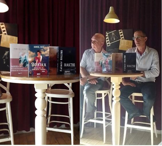 Promovohen dy romane në Tetovë
