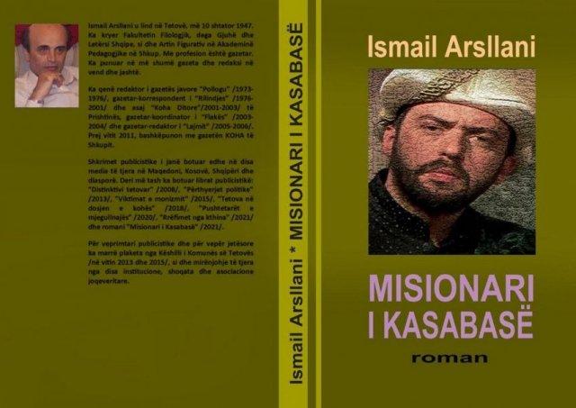 """Duke shfletuar romanin """"Misionari i Kasabasë"""""""