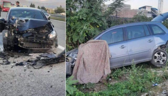 Njëra makinë kishte defekt! MPB me detaje rreth aksidentit tragjik në autostradën Shkup-Tetovë