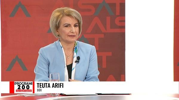 Teuta Arifi: Në 100 ditët e para, shumë projekte madhore për Tetovën