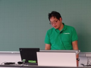 Naruhiko Ogasawara talks about his trip to the 2nd LibreOffice Conference in Berlin.