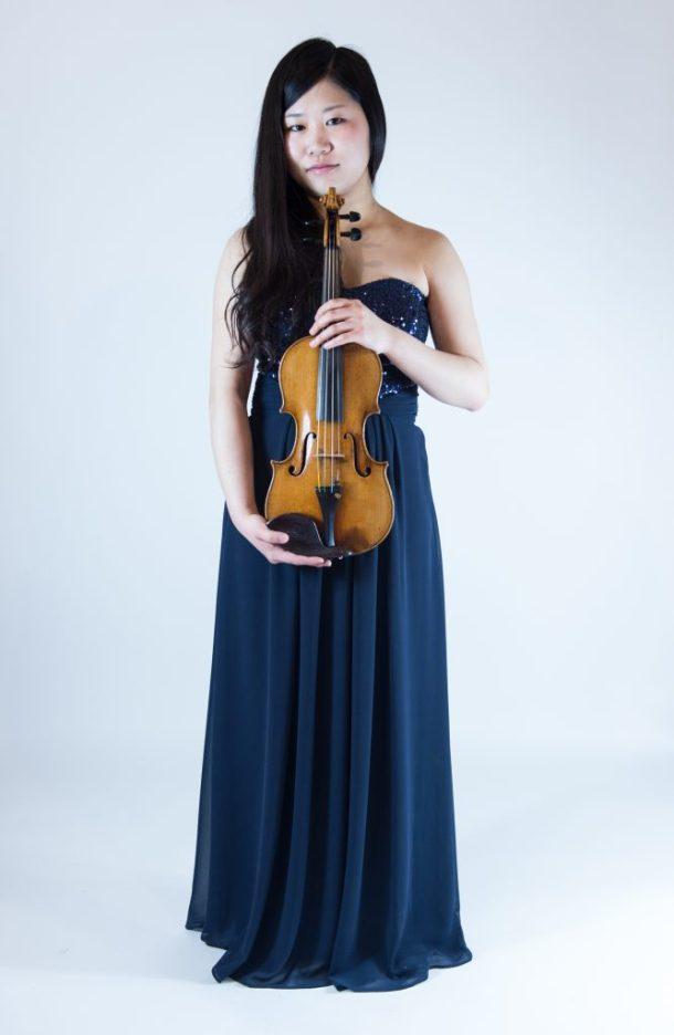 Mao Konishi (Violin)