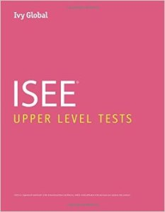 ISEE Prep Tests 3