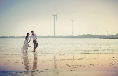 Jeju Pre Wedding Photoshoot