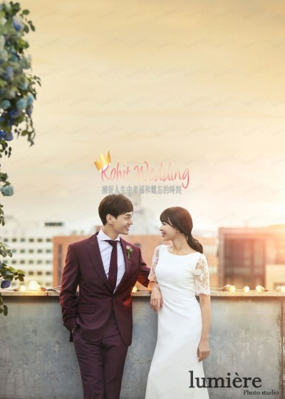 Korea Pre Wedding Photoshoot- Kohit Wedding