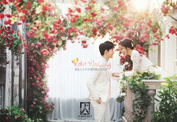 Kohit Wedding- Korea Pre Wedding Photoshoot 19