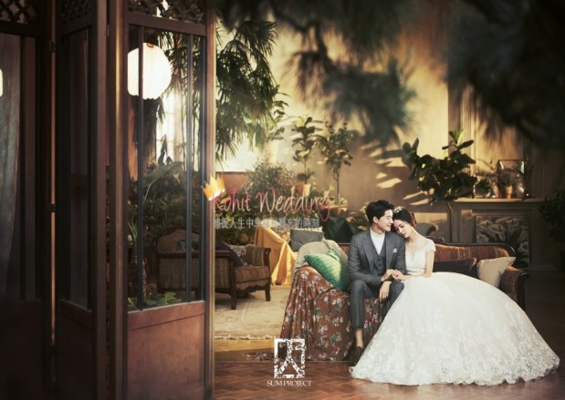 Kohit Wedding- Korea Pre Wedding Photoshoot 2