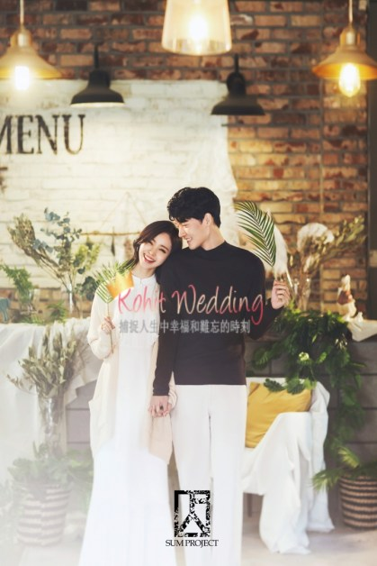 Kohit Wedding- Korea Pre Wedding Photoshoot 24